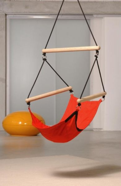 Children's Kids Swinger Hanging Chair - Amazonas
